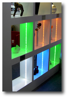 Grossiste led etagere